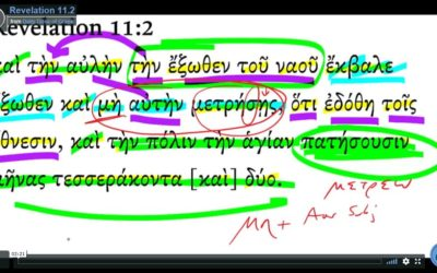Revelation 11-2