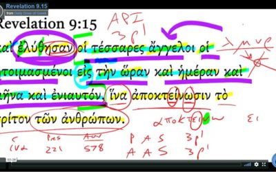 Revelation 9-15