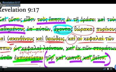 Revelation 9-17