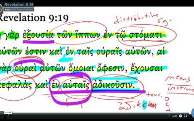 Revelation 9-19