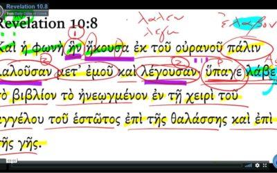 Revelation 10-8
