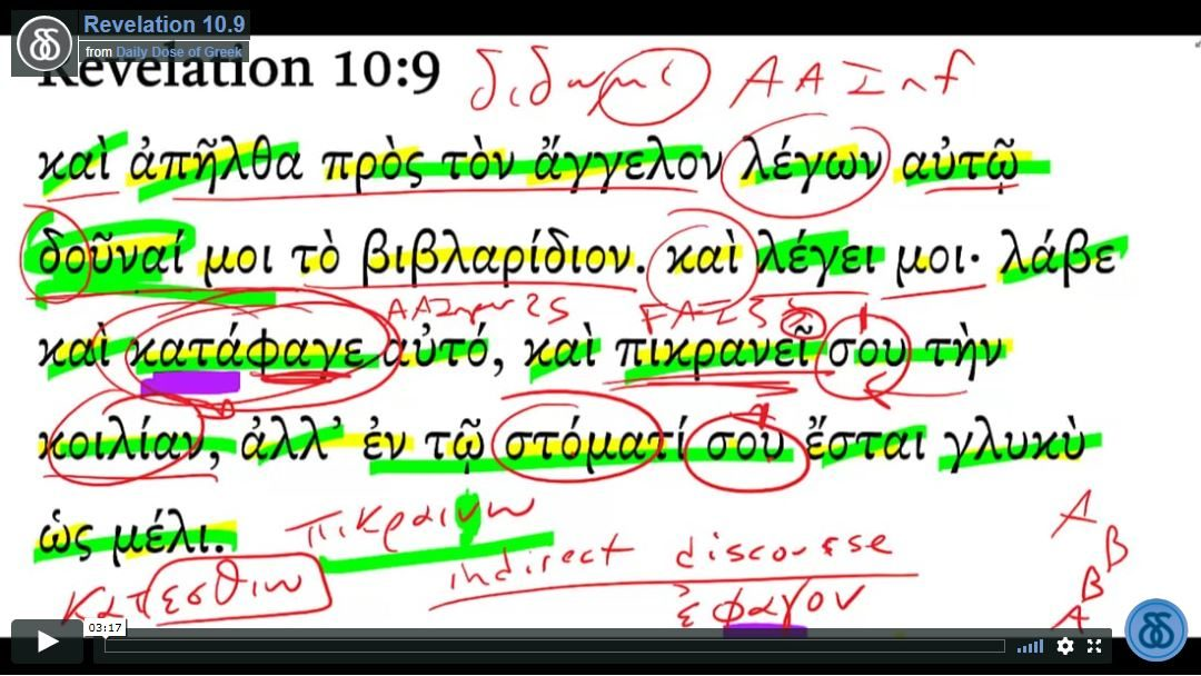 Revelation 10-9