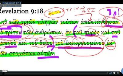 Revelation 9-18