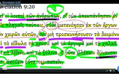 Revelation 9-20