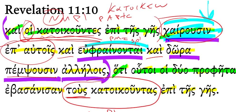 Revelation 11-10
