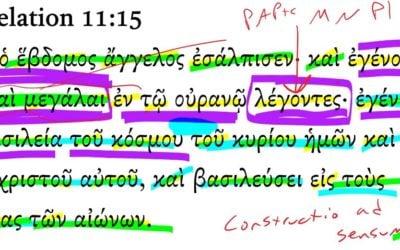 Revelation 11-15
