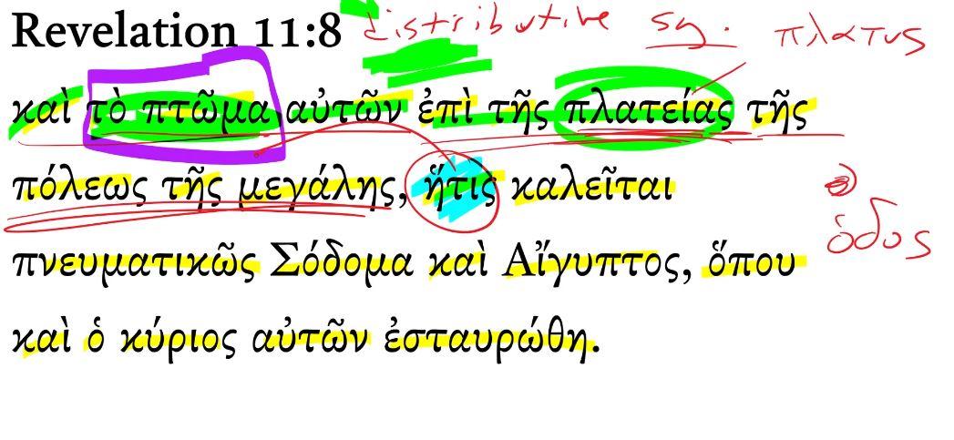 Revelation 11-8