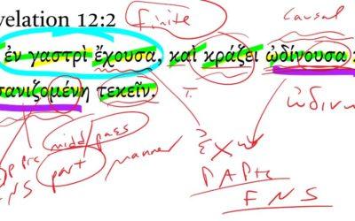 Revelation 12-2