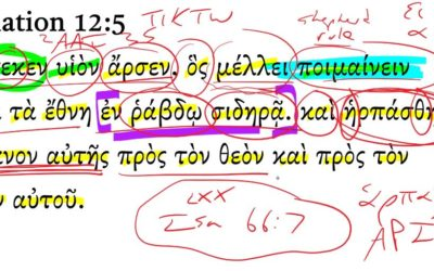 Revelation 12-5