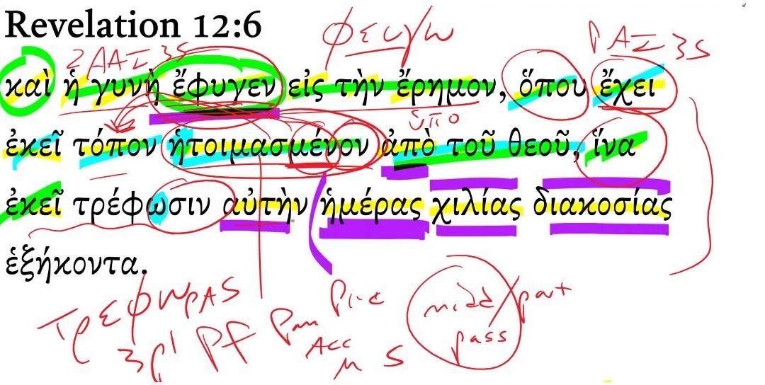 Revelation 12-6
